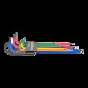 Klucze sześciokątne  IMBUSOWE 1.5-10 mm NEO